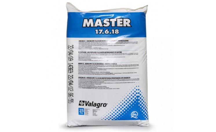 Удобрение Valagro Master 17-6-18