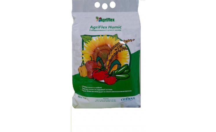 Агрифлекс Agriflex Humic (Гумат калию) Удобрение