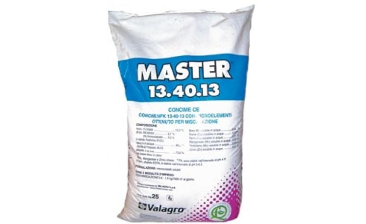 Удобрение Valagro Master 13-40-13