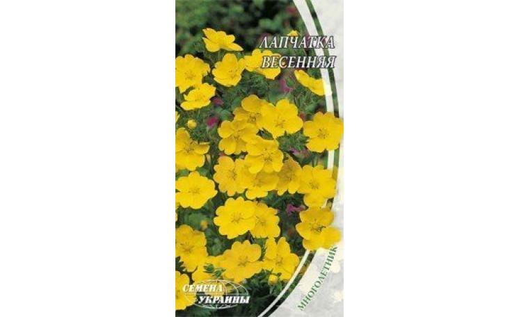 Лапчатка весенняя Семена Украины