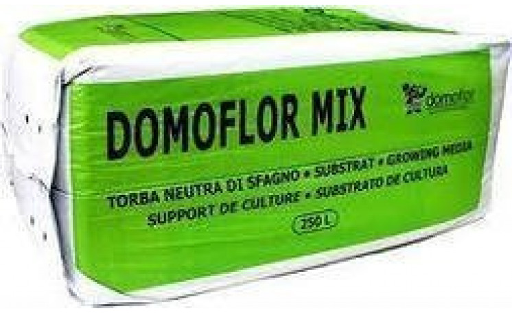 Торф Домофлор микс 3 Domoflor mix 3