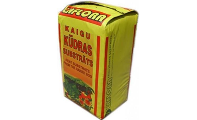 Торф лафлора ККС-1 Laflora KKS-1 Латвия