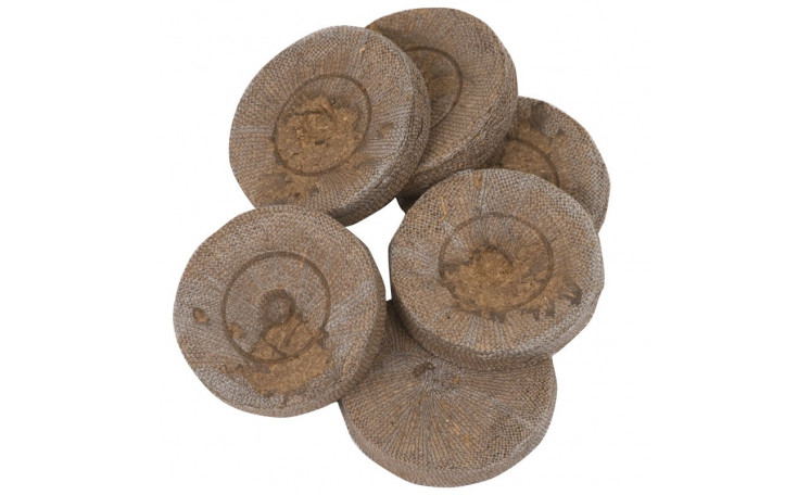 Торфяная таблетка d-42 мм.