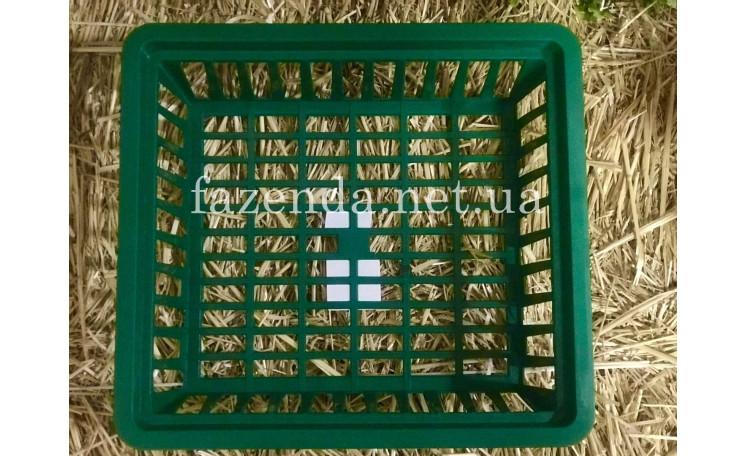 Корзина для луковичных прямоугольная 25х27