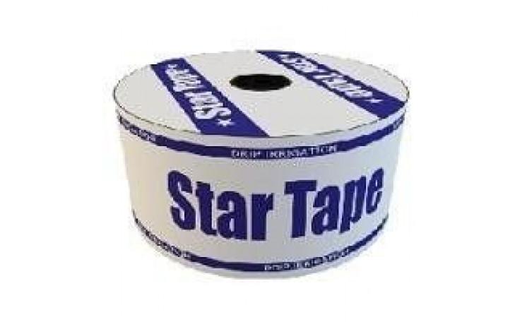 Капельная лента Star Tape 8mil 10см 0,75л/ч 1000 м