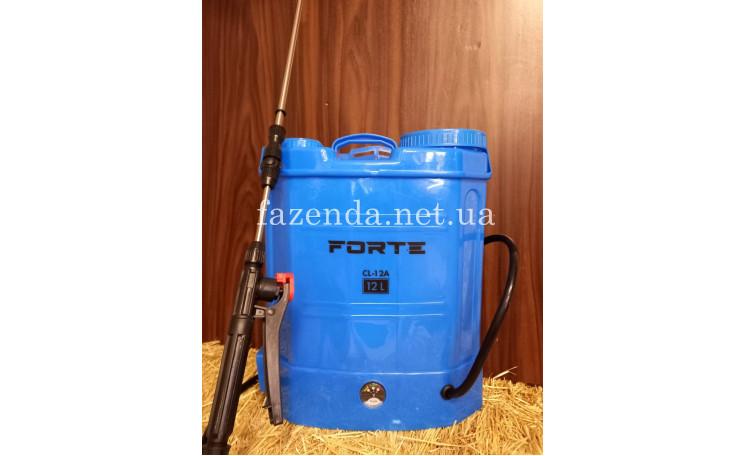 Опрыскиватель аккумуляторный Forte CL-12A 12 литров