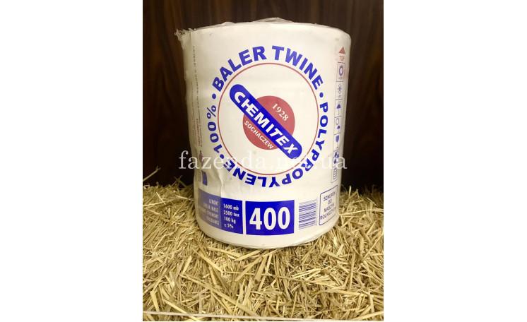 Шпагат для тюков 400 Chemitex