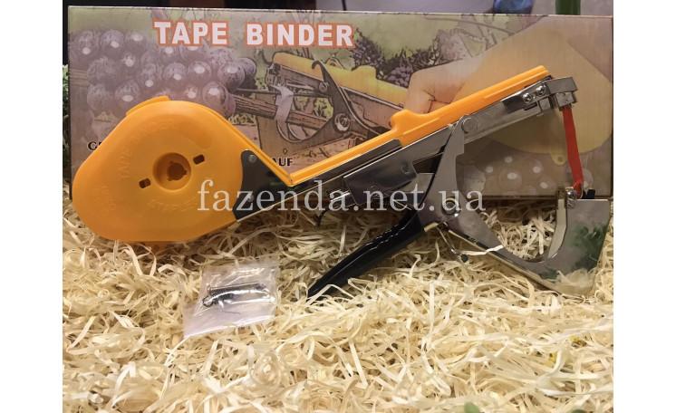 Степлер для подвязки Тейп Биндер TAPE BINDER (Китай)