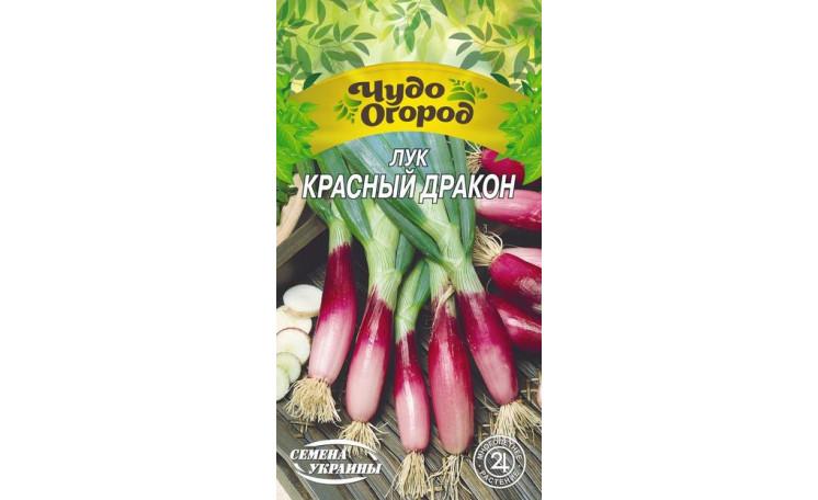 Лук на перо Красный Дракон Семена Украины