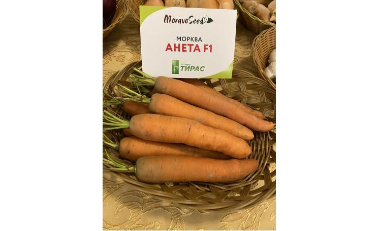 Морковь Анета F1