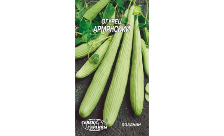Огурец Армянский Семена Украины