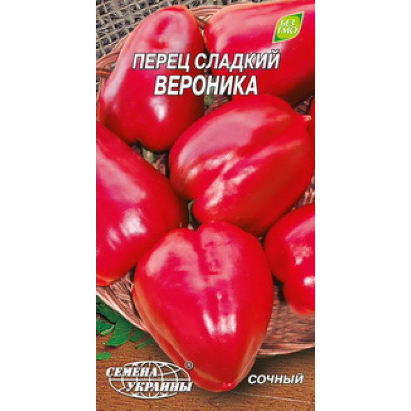 Перец сладкий Виктория Семена Украины
