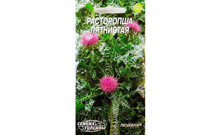Расторопша пятнистая Семена Украины
