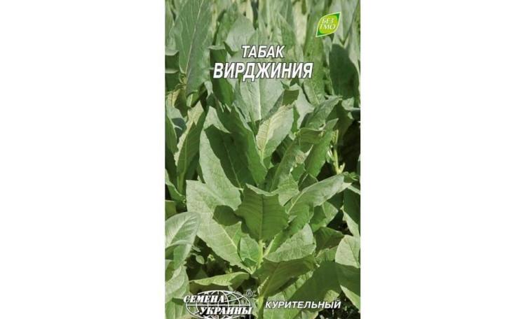 Табак курительный Вирджиния Семена Украины