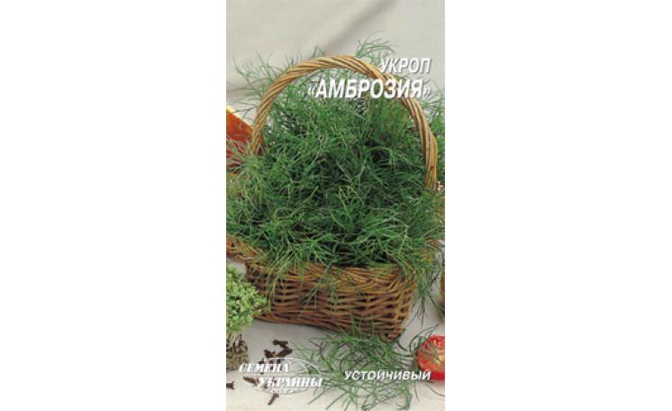 Укроп Амброзия Семена Украины