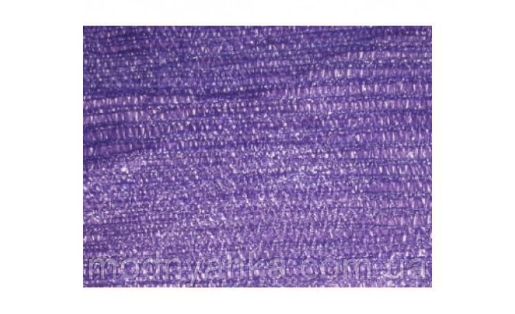 Сітка овочева 50х80 (до 40 кг), фіолетова