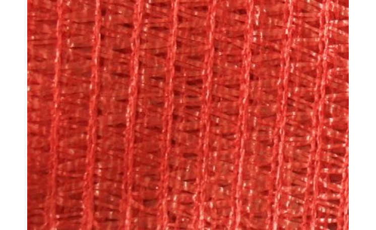 Сетка овощная 50х80 (до 40 кг), красная