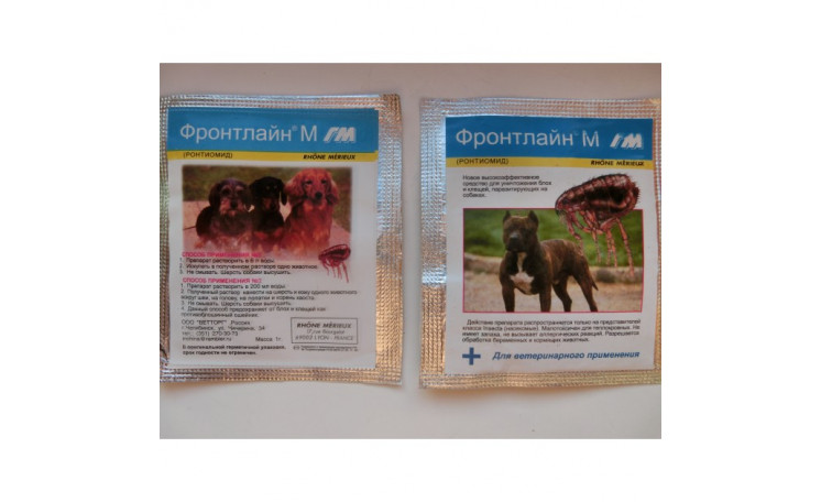"Фронтлайн-М для собак Инсектицид от Агромагазина ""Фазенда"""