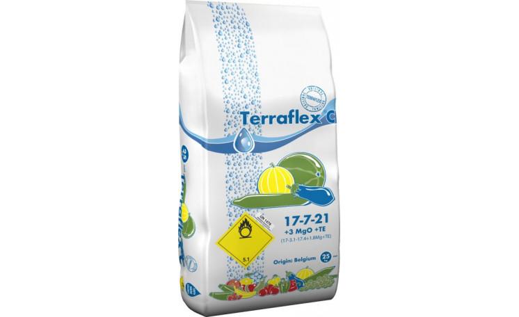 Terraflex - C 17-7-21+3MgO+TE Удобрение