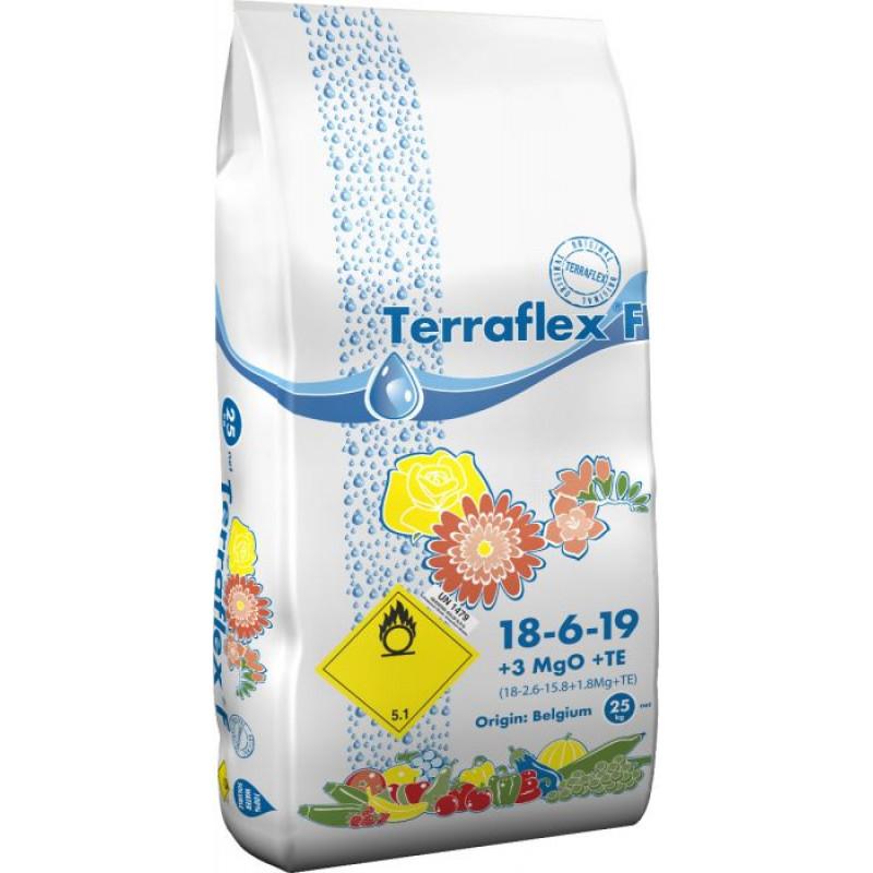 Terraflex - F 18-6-19+3MgO+TE Удобрение