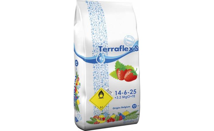 Terraflex - S 14-6-25+3,2MgO+TE Удобрение