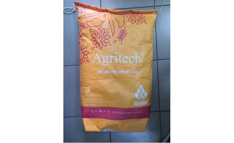Агритек Agritech 09-42-09+2MgO+ME Удобрение
