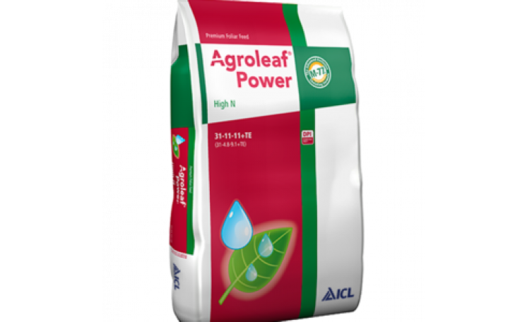 Agroleaf Power High N 31-11-11+TE Удобрение