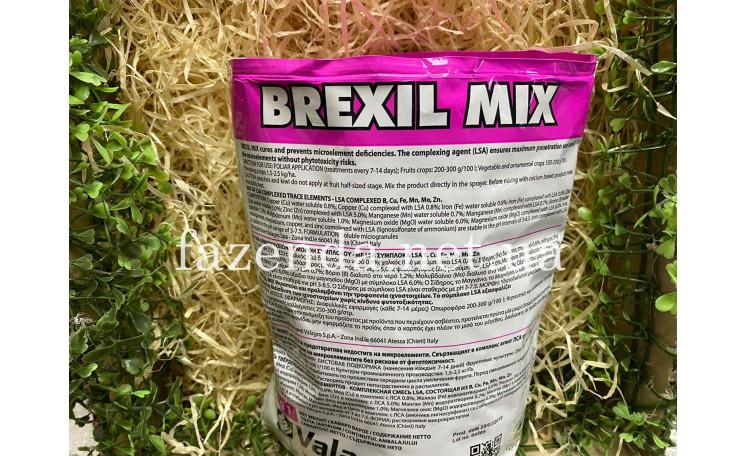 Комплексное листовое микроудобрение Valagro Brexil Mix