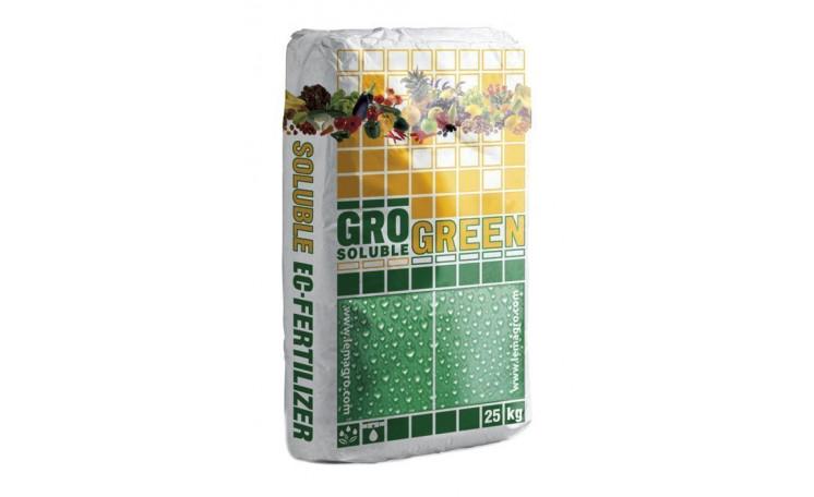 ГроГрин GroGreen 10-52-10 + TE Удобрение