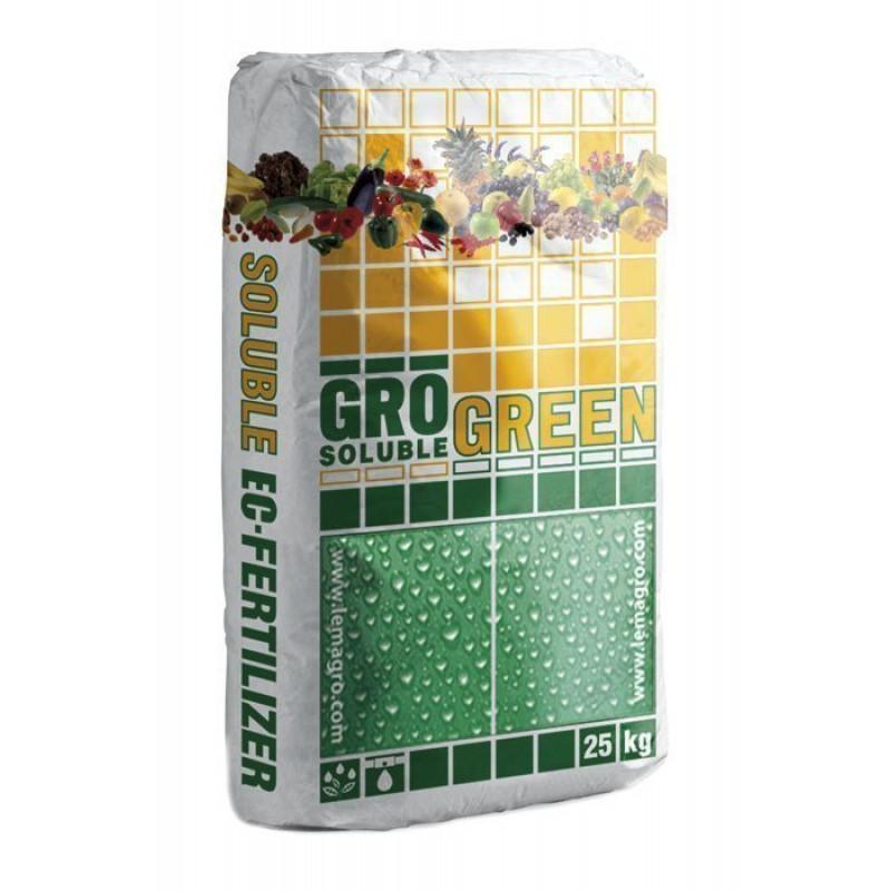 Удобрение GroGreen 20-20-20 + ТE