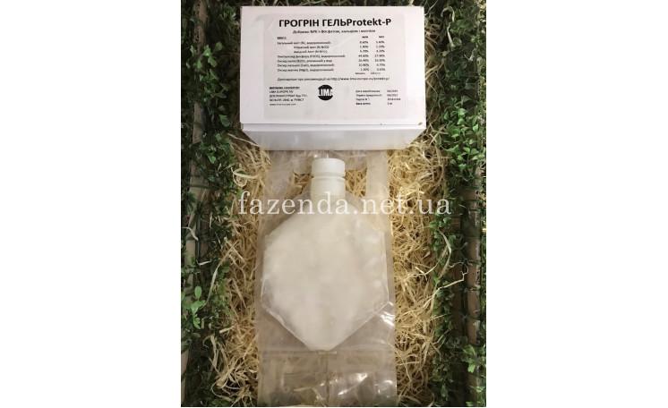 Удобрение GroGreen Gel Protekt-P