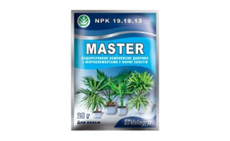 Мастер 19-19-13 для пальм Удобрение