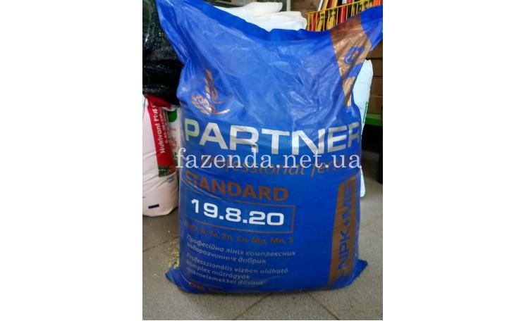Добриво Standart NPK 19.8.20 + ME (Partner)