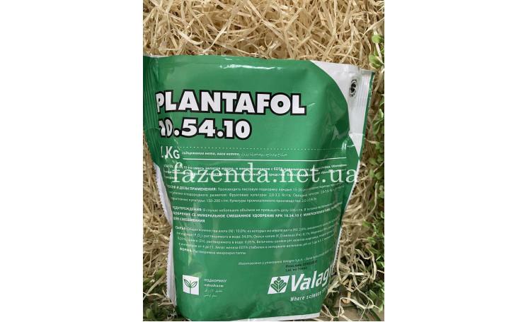 Удобрение Valagro Plantafol 10-54-10