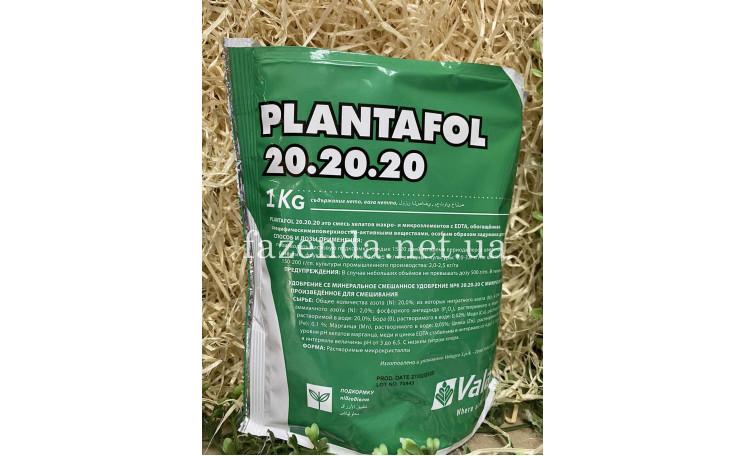 Удобрение Valagro Plantafol 20-20-20