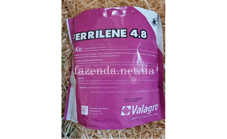 Удобрение Valagro Ferrilen 4.8 Orto-Orto