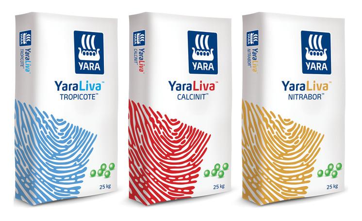 Кальценит (Кальциевая селитра) Yara Liva TROPICOTE