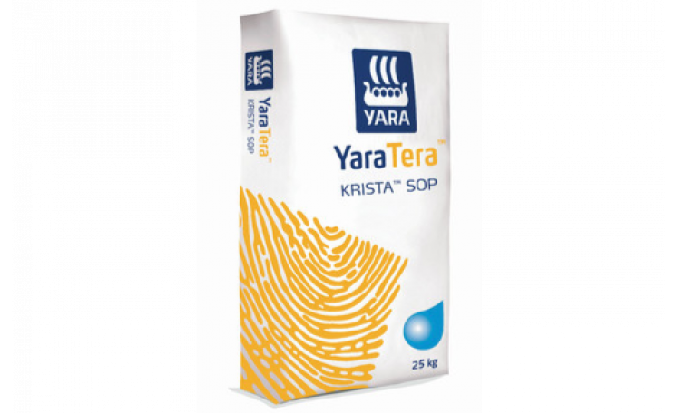 Сульфат калия Yara Tera Krista SOP