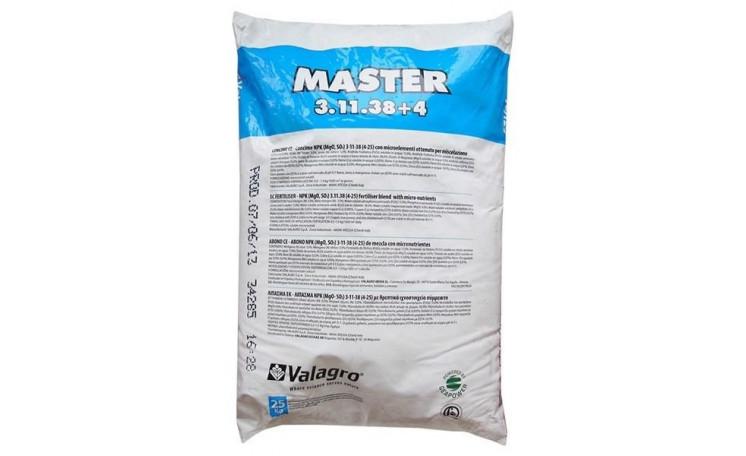 Удобрение Valagro Master 3-11-38+4