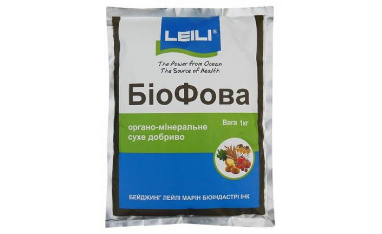 БиоФова BioFova Удобрения
